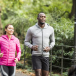 Dame Jessica Ennis-Hill & Usain Bolt are named as country captains for UK & Jamaica respectively at the launch of The Vitality Running World Cup