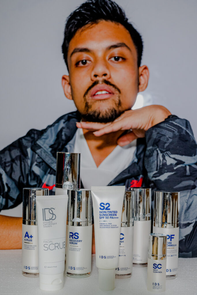 IDS Skincare products